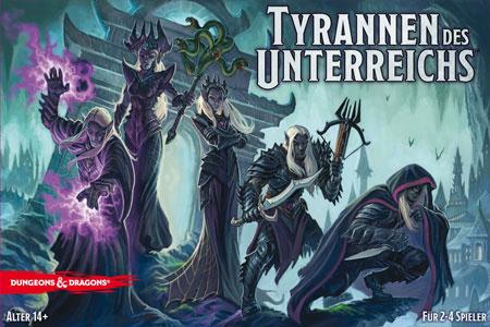 Dungeon & Dragons - Tyrannen des Unterreichs