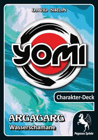 Yomi - Argagarg Erweiterung