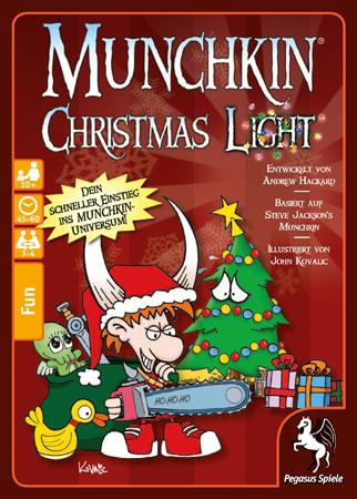 Munchkin - Christmas Light (dt.)