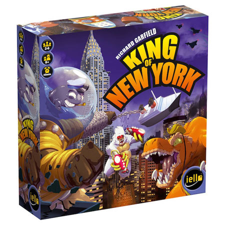 King of New York (engl.)