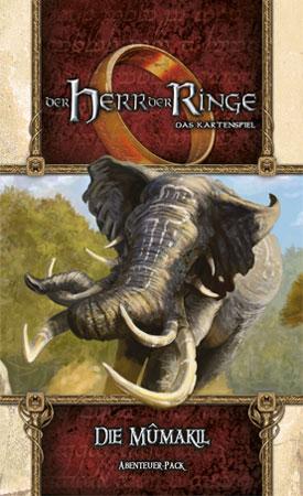 Der Herr der Ringe - Das Kartenspiel: Die Mumakil (Haradrim 1)