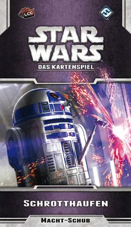 Star Wars - Das Kartenspiel - Schrotthaufen (Oppositionen-Zyklus 4)