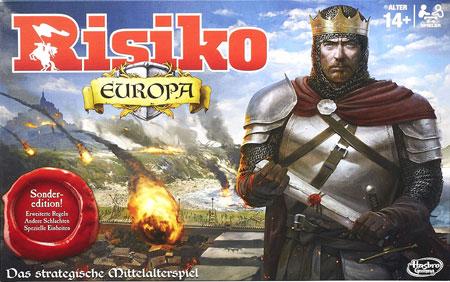 Risiko - Europa