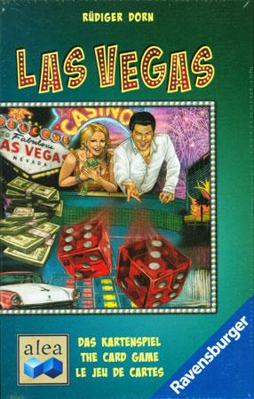 Las Vegas - Das Kartenspiel