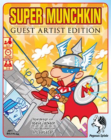 Super Munchkin - Art Baltazar Version