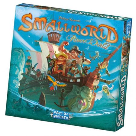 Small World - River World Erweiterung