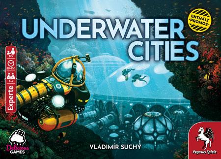 Underwater Cities (dt.)