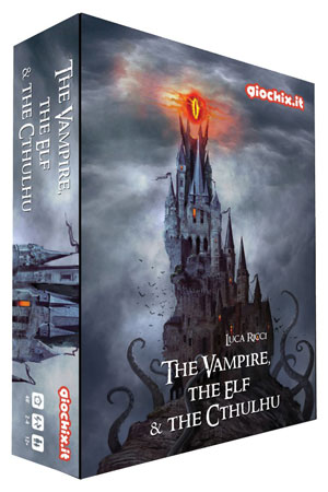 VEC - The Vampire, the Elf and the Cthulhu