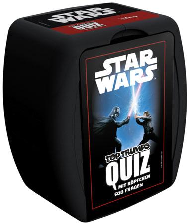 TOP TRUMPS - Quiz Star Wars