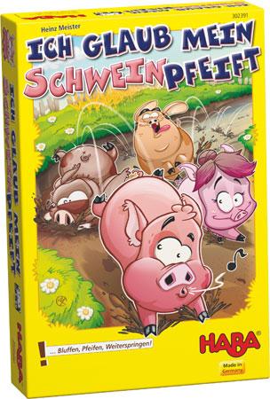 Ich glaub mein Schwein pfeift