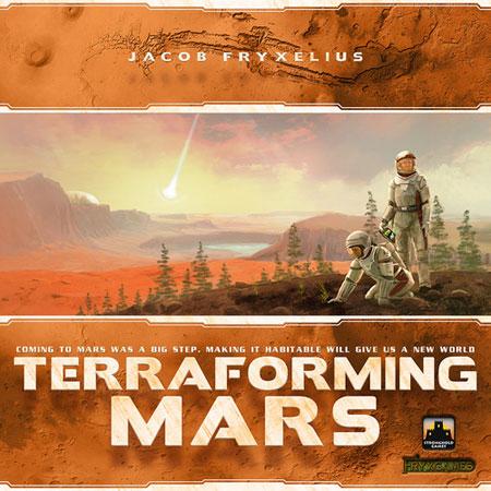 Terraforming Mars (engl.)