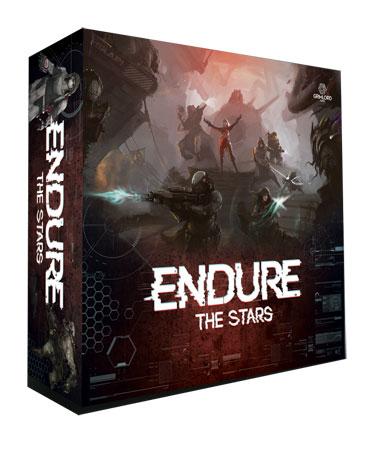 Endure the Stars (engl.)