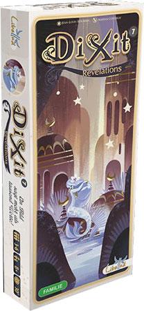 Dixit 7 - Big Box (Revelation)