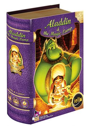 Aladdin and the Magic Lamp (engl.)
