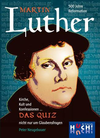 Martin Luther - Das Quiz