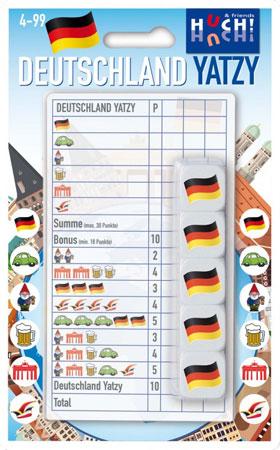 Deutschland - Yatzy