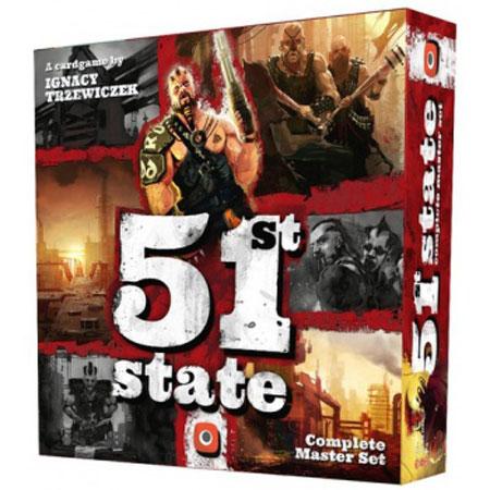 51st State - Master Set (engl.)