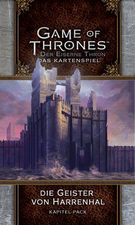 Der Eiserne Thron - Das Kartenspiel 2. Edition - Die Geister von Harrenhal (Krieg der Fünf Könige 5)