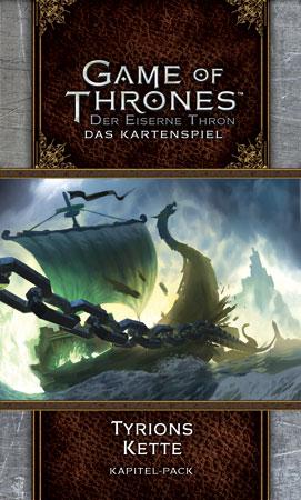 Der Eiserne Thron - Das Kartenspiel 2. Edition - Tyrions Kette (Krieg der Fünf Könige 6)