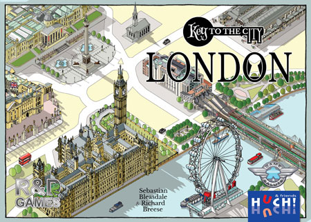 Key to the City - London (Hutter)