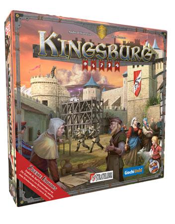 Kingsburg - 2.Edition (Revived Edition)