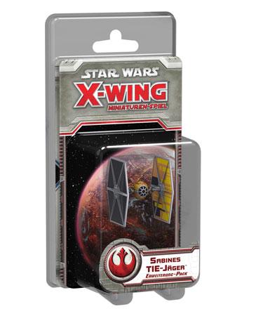 Star Wars X-Wing: Sabines TIE-Jäger Erweiterung
