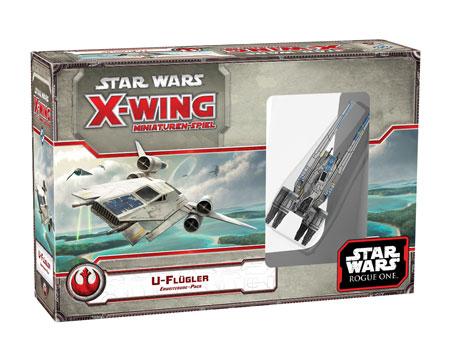 Star Wars X-Wing: U-Flügler Erweiterung