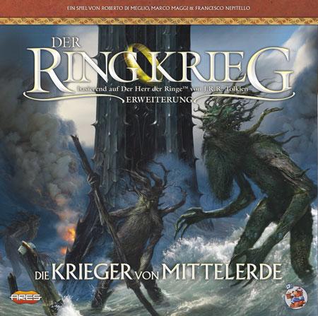 Der Herr der Ringe - Der Ringkrieg 2. Edition - Die Krieger von Mittelerde Erweiterung