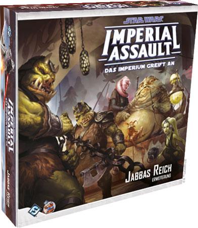 Star Wars: Imperial Assault - Jabbas Reich Erweiterung