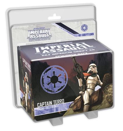Star Wars: Imperial Assault -  Captain Terro Erweiterung