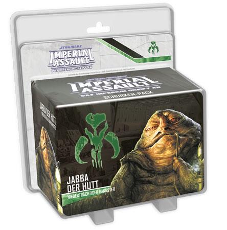 Star Wars: Imperial Assault - Jabba der Hutt Erweiterung
