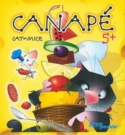 Katze und Maus - Canapé