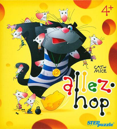 Katze und Maus - Allez Hop