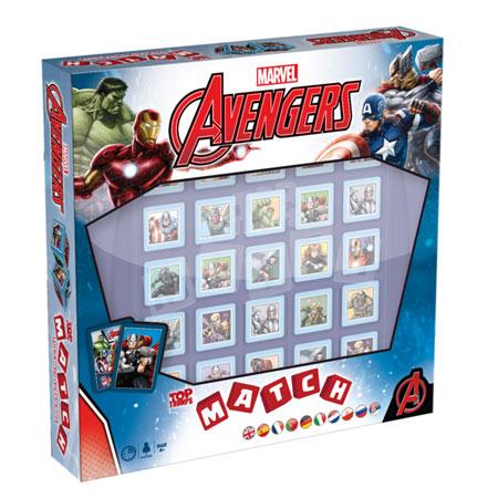 TOP TRUMPS Match - Marvel Avengers