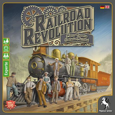 Railroad Revolution