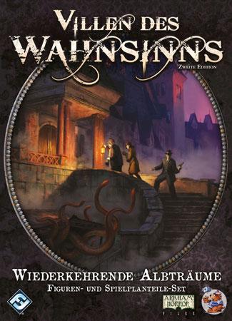 Villen des Wahnsinns 2. Edition - Wiederkehrende Albträume Erweiterung