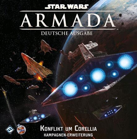 Star Wars: Armada - Konflikt um Corellia Kampagnen-Erweiterung