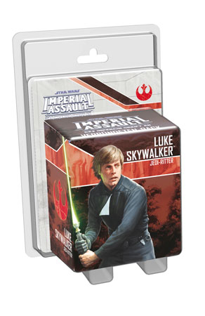 Star Wars: Imperial Assault - Luke Skywalker Erweiterung