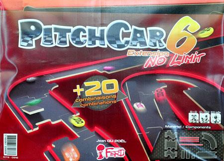 Pitchcar - Erweiterung 6