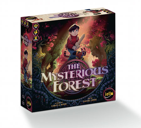 The Mysterious Forest (engl.)