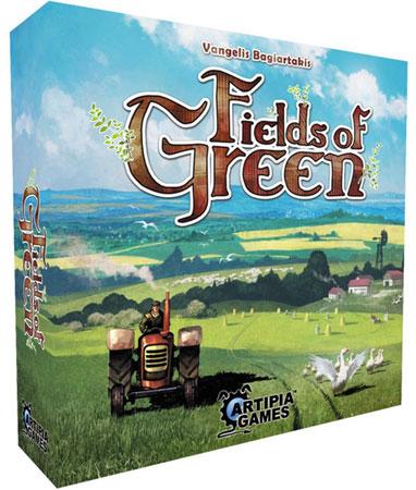 Fields of Green (engl.)