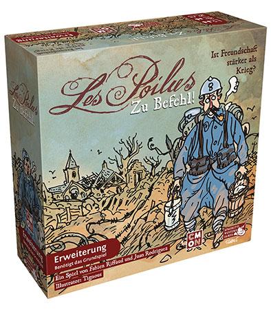 Les Poilus - Zu Befehl Erweiterung!