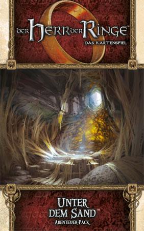 Der Herr der Ringe - Das Kartenspiel: Unter dem Sand (Haradrim 3)