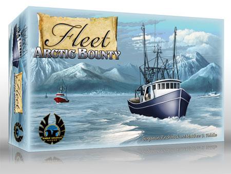 Fleet - Arctic Bounty Erweiterung (engl.)