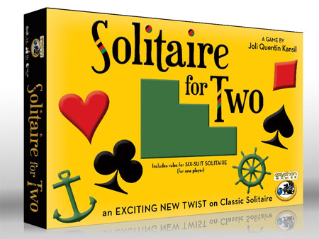 142 (Solitaire for Two) (engl.)