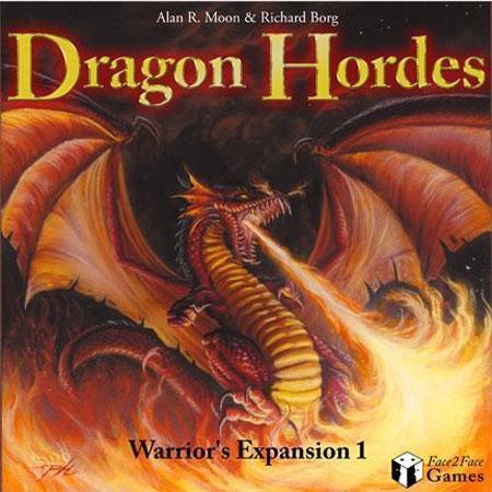 Warriors - Dragon Hordes Erweiterung (engl.)