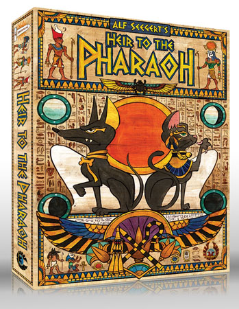 Heir to the Pharao (engl.)
