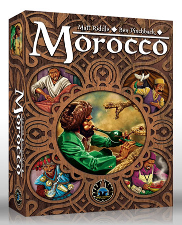 Morocco (engl.)
