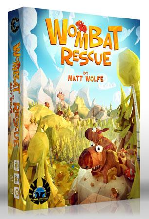 Wombat Rescue - 5. Spieler Erweiterung