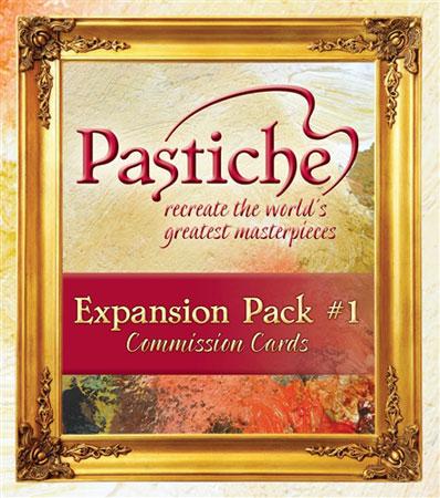 Pastiche - Erweiterungsset #1 (engl.)